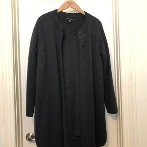 Eileen Fisher Coat and Tunic